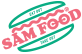sam food logo